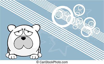 Foto de dibujos de oso polar