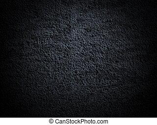Foto de pared oscura, textura