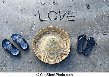 Foto del concepto: amor y relación