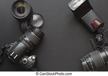 Fotografía con cámara