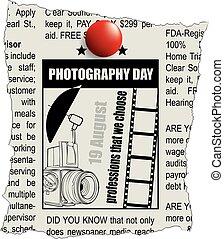fotografía, día, classifieds