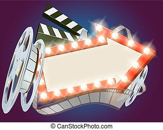 Fotografía: Flecha de cine