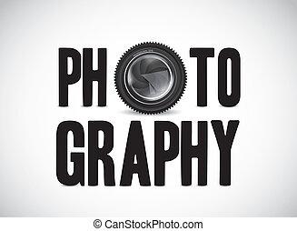 fotografía, lente cámara