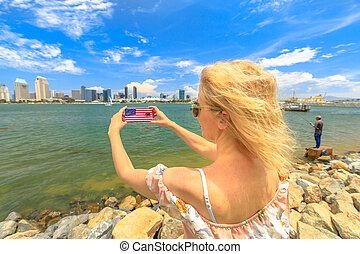 Fotografías de mujeres San Diego