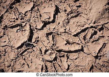 Fotos de tierra de textura seca