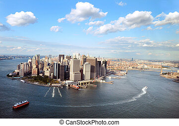 Fotos de viaje de Nueva York, Manhattan