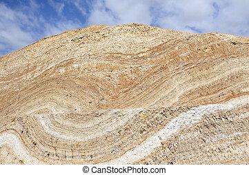 fotos, naturaleza, -, geología