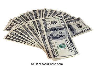 frío, duro, $$, efectivo