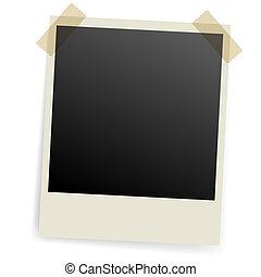 frame., foto