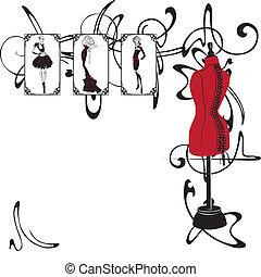 Frame y diseño de moda