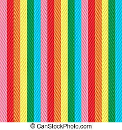 Franjas de textura sin color
