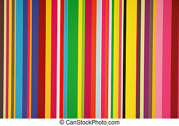 Franjas y colores