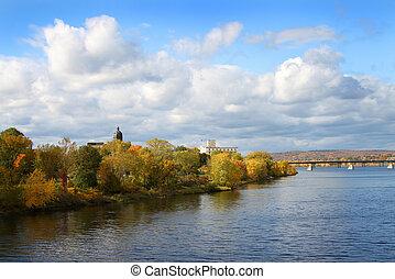 Fredericton nuevo Brunswick, Canadá