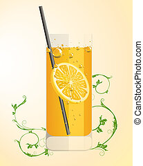 fresco, bebida