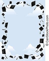 Frontera de graduación