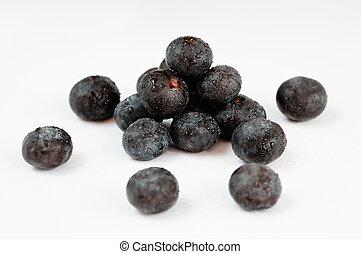 fruta, acai, bayas