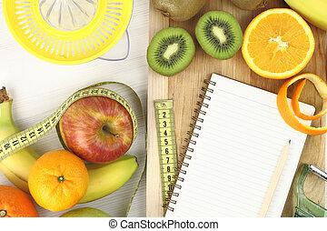 Frutas y dieta