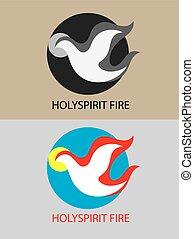 Fuego de espíritu santo