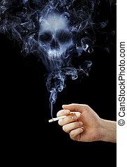 fumar, mata
