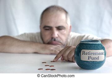 Fundamento de retiro en bancarrota