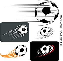 futbol, clipart