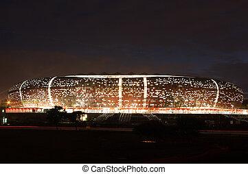 futbol, johannesburg, ciudad