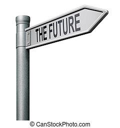 futuro, camino