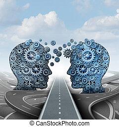 futuro, estrategia, empresa / negocio