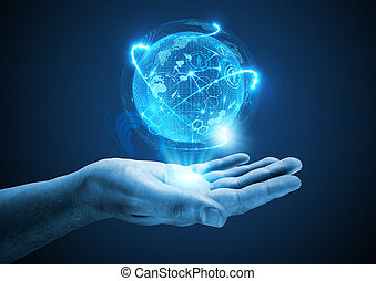 futuro, proyectar