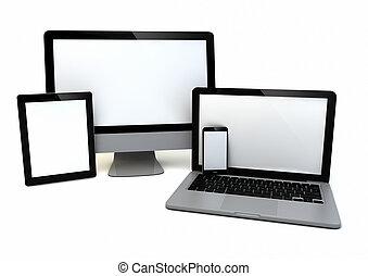 Gadgets de tecnología