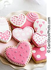 Galletas de Valentine