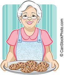 galletas, grandma's