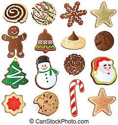 galletas navidad, lindo