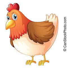 gallina, madre