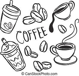 garabato, café