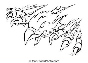 Garra de águila
