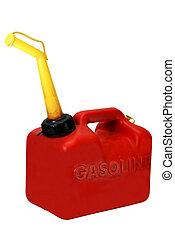 gasolina puede