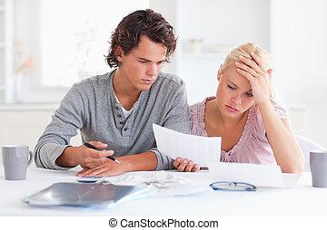 Gastos de parejas en lista de gastos