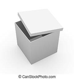 genérico, caja
