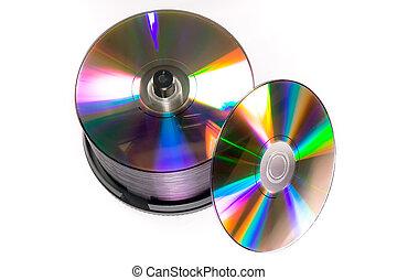 genérico, dvd, recordables, pila