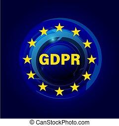 general, regulación, protección, datos, gdpr