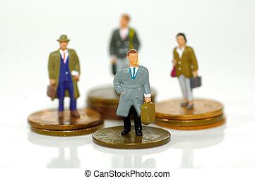 Gente de negocios 2