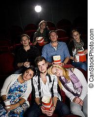 Gente del cine