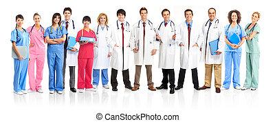 gente, médico