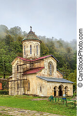 georgia, monasterio, gelati