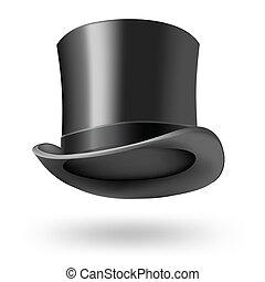 getleman, sombrero