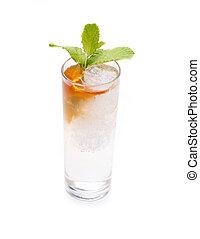 Gin tonic aromático