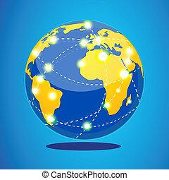 Gira mundial