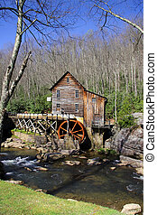 Glade Creek Grit Mills