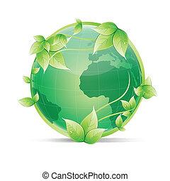 global, ecología